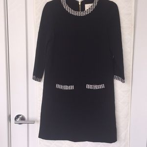 EUC Kate Spade Wray houndstooth Dress 00